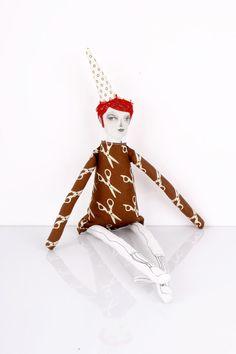 art doll by Tim Handmade
