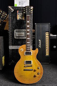 Gibson Custom shop presents Les Paul