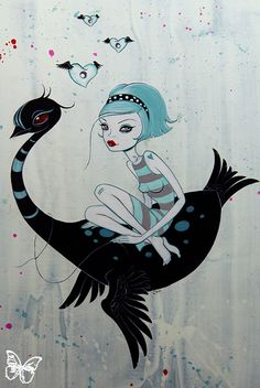 """Lost Souls Sacred Hearts"" artist: Caia Koopman"