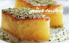 Oktay Usta Revani Tarifi » Oktay Usta Resimli Yemek Tarifleri Cornbread, Sweet Cornbread, Corn Bread