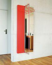contemporary wall mounted coat-rack FLIP by Jehs + Laub Schönbuch