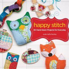 Happy Stitch <---- quiero este libro!