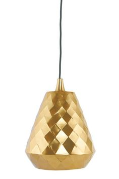 Brass pendant light http://www.graceandgloryhome.co.uk/aston-pendant-light-brass.html