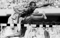 Willie Davenport (1943 - 2002) Won the gold medal in the 110-meter hurdles at the 1968 Mexico City Olympics, competed in a total of five Olympics and was one of the few people in the world to compete in both the Summer and Winter games (as a bobsledder)