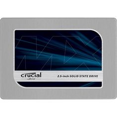 """Crucial MX200 1.0TB 2.5"""" SSD SATA 6Gbps 7mm Solid State Drive (CT1000MX200SSD1)"""