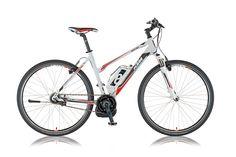 KTM - Macina Cross Electric Bicycle