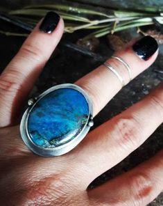 Cristina.Masnitz.Jewelry | Breslo Gemstone Rings, Turquoise, Gemstones, Metal, Jewelry, Jewlery, Gems, Jewerly, Green Turquoise