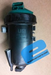 COMPLETE FUEL FILTER AND HOUSING TO SUIT:  CITROEN RELAY 3.0Hdi 145 155 160 09/06 onwards  PEUGEOT BOXER 3.0Hdi 145 160 04/06 onwards  FIAT DUCATO 2.3D MultiJet 120 130 DUCATO 3.0D MultiJet 150 160  COMPATIBLE NUMBERS: 1606450480 190189 190198 1346387080 1352490080 1362976080 55.148.00 23.55.148.22 235514822