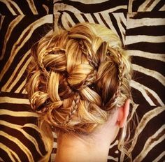 celtic viking braided hairstyles images - Google Search