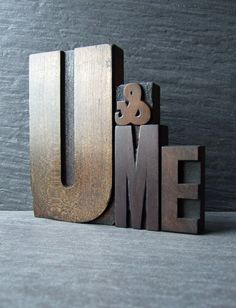 I need to find more of these letter press words!