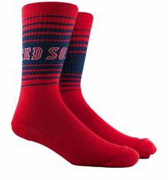 a7652fafc Boston Red Sox Horizon Crew Socks - Sock it to Me Boston Boston Red Sox