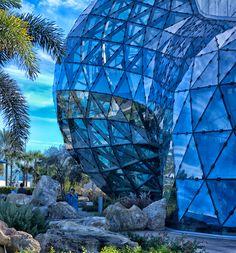 Dali Museum at Tampa Bay, FL by Luis Elias Rodriguez Tampa Bay Florida, Tampa Bay Area, Visit Florida, Florida Vacation, Florida Travel, Clearwater Florida, Naples Florida, Places In Florida, Moving To Florida