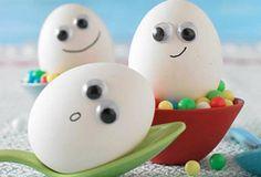 Sjove æg