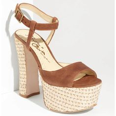 Alice and Olivia sandal. Amazing for summer