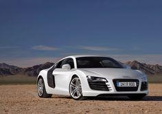 Audi R8 : Voiture de l'année au Canada