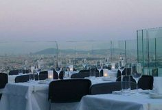 Opened in 2005, Mikla at the Pera Hotel offers gorgeous views of the Golden Horn and Mediterranean-i... - Provided by Spanfeller