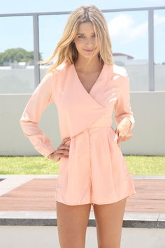 apricot is gorge! | Apricot playsuit from SABO SKIRT|