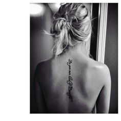 Be your own kind of Beautiful. want this tattoo bad!!