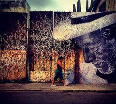 Streetart: JR in Cuba @ Havana Biennial (12 Pictures + Announcement: MC Winkel is going to Cuba) > Fashion / Lifestyle, Paintings, Streetstyle, urban art > artist, biennial, cuba, cultura, event, havana, jr, streetart