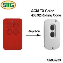 Universal Garage Remote Duplicator For Acm Tx2 Tx2 Color Tx4 X1 Free Shipping China