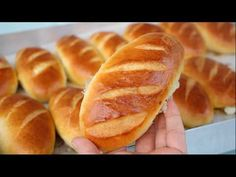 Stuffed and fluffy bread rolls: the tasty break for your kids Pastry Recipes, Bread Recipes, Baking Recipes, Soft French Bread Recipe, Starbucks Lemon Loaf, Cheese Pastry, Creative Desserts, Instant Yeast, Turkish Recipes