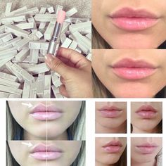 We ship in the UK and Worldwide This plumping lip balm has instant results forget fillers & needles. get naturally plump lips without any pain at a fraction of the cost DM or comment for more information or to order yours! Natural Lip Plumper, Natural Lips, Lip Plumping Balm, Lip Balm, Two Faced Lip Injection, Lip Plumber, Lip Injections, Dry Lips, Rosehip Oil