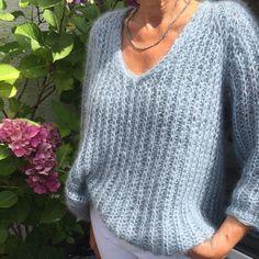 Sabine @sabin500 Pullover, Sweaters, Instagram, Fashion, Lace Cardigan, Jackets, Tutorials, Breien, Moda