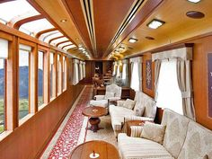 Imagine this: you're seated comfortably in a plush, luxurious chair with a window to your left. Outside, the passing landscape rushes by. The train is traveling through South Africa, Napa Valley…More Ways To Travel, Places To Travel, Travel Destinations, Travel Tips, Travel Hacks, Train Travel, Travel Usa, Travel Packing, Budget Travel