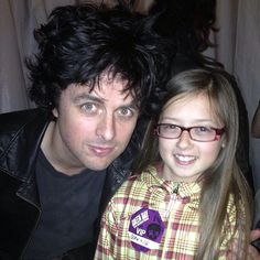 Adorable. I love when he makes the kids feel special. Just look at her face <3