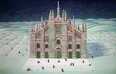 Galleria d'Arte Moderna e Contemporanea Luigi Proietti -- Duomo di Milano