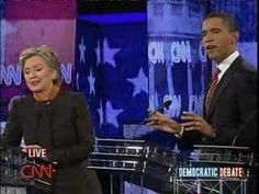 WOW..how things have changed????????? Obama vs Hillary in South Carolina Debate 1-21-08
