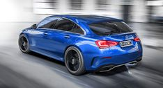 Paging Mercedes: An A-Class Shooting Brake Like This Would Be Great #news #Mercedes