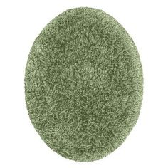 Better Homes and Gardens Thick and Plush Bath Rug Collection, Green