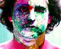 Coinvolgimento politico e crisi concettuale della pittura tra gli anni '60 e '70 ~ Autoritrato, Marcelo Nitsche