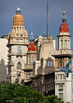 Plaza de Mayo - Buenos Aires architecture