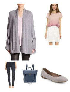 Cozy travel look | Keatonrow.com