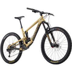 Santa Cruz Bicycles - Nomad Carbon C R Complete Mountain Bike - 2018 - Tan