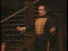 "Carmen, José Carreras sings ""La fleur que tu m'avais jetée"" at the MET. Opera Arias, Composers, Classical Music, Music Lovers, The Voice, Music Videos, Musicals, Singing, Ballet"