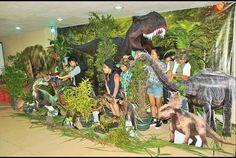Our Little Adventure: DinoWorld + Raine's Birthday