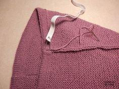 Explicación pantalón corto sencillo para bebé – El castillo de lana Men Sweater, Lana, Sweaters, Diy, Fashion, Baby Knits, Knitting Patterns, Baby Things, Kid Outfits