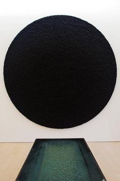 Black Sun by Damien Hirst