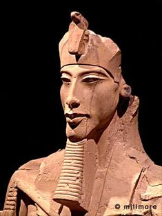Akhenaten my favourite Pharoah