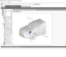 Lexus Service Information Repair Manual Electrical Wiring Diagram In 2020 Electrical Wiring Diagram Repair Manuals Electrical Wiring