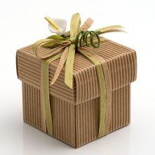 Kraft Favour Box