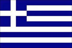 Greece - flag inkspired musings: It's all Greek to me. Countries And Flags, Countries Of The World, European Countries, Picsart, Greece Party, Greece Flag, Italy Map, Flag Photo, Greek Culture