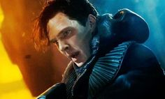 Benedict Cumberbatch is mesmerising in Star Trek Into Darkness preview | Radio Times
