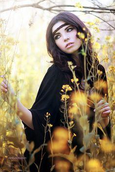 Emily Soto, wildflowers.