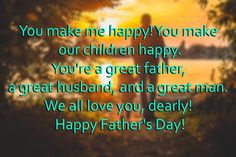 best fathers day messages from daughter son wife to husband happy fathers day messages cards images pictures quotes fathers day msg for dad