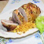 Pork shoulder with kous kous - Mamoukaris Recipes Greek Recipes, Pork, Meat, Shoulder, Kitchen, Kale Stir Fry, Cooking, Pigs, Greek Food Recipes
