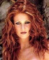 Auburn Hair with Copper Highlights - Bing images